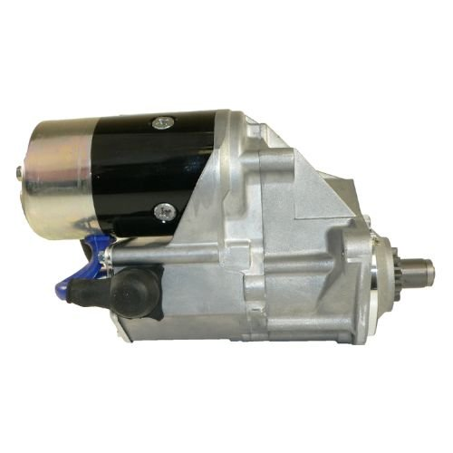 DB Electrical SND0588 Starter For Case Skid Steer Loaders Diesel 420 430 435 440 445 450 465 (04-On) New Holland Loaders C185 C190 L180 L185 L190 (06-On)87040161, 87040161R, 428000-3140