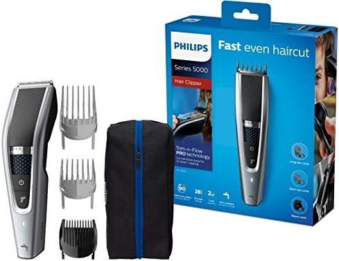 Philips Serie 5000 HC5630/15 - Cortapelos, 28 ajustes de longitud ...