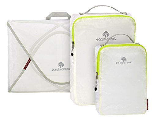 - Eagle Creek Pack-It Specter Starter Set, White/Strobe