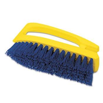 - Rubbermaid Scrub Brush 6 Polypro Cobalt, 1 EA