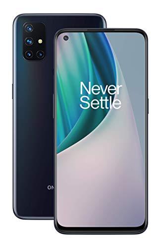 OnePlus Nord N10 5G – Smartphone 128GB, 6GB RAM, Dual SIM, Midnight Ice