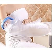 MTTIY - Protector de ducha impermeable para brazo