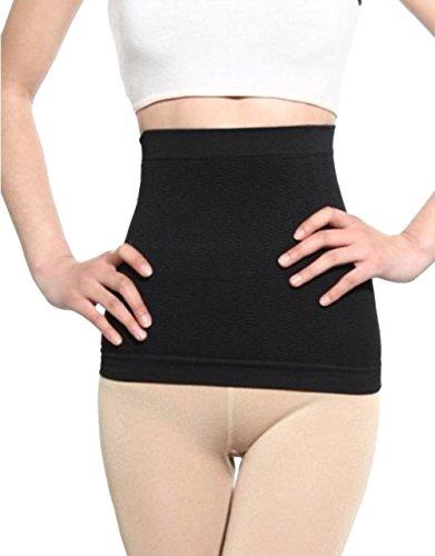 ba5b7345c77 Shymay Women s No Closure Waist Cincher Workout Firm Control Shapewear  Waist Nipper