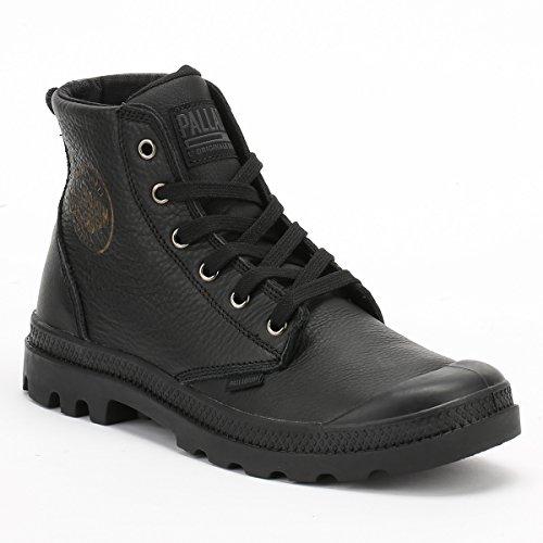 U Palladium Sneaker a Unisex Nero Adulto Pampa Alto Leat Collo Hi grFwtPr