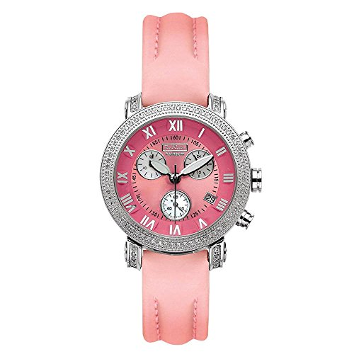 Joe Rodeo JRL3W Diamond Ladies Watch - PASSION silver 0.75 ctw