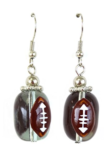 Linpeng E 53 American Football Earrings product image