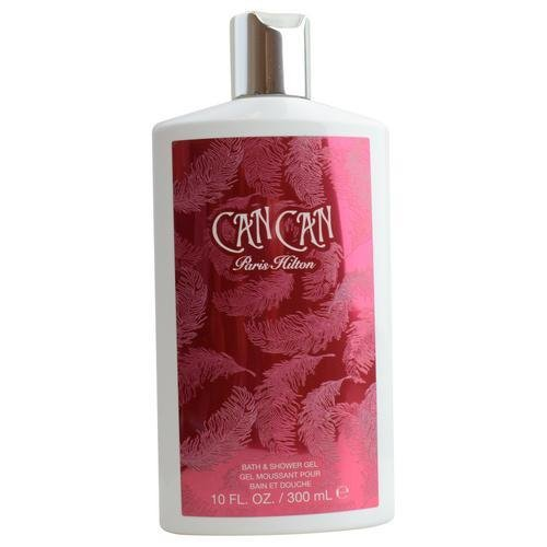 Paris Hilton Can Can Shower Gel for Women, 10 Ounce