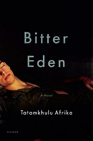 book cover of Bitter Eden