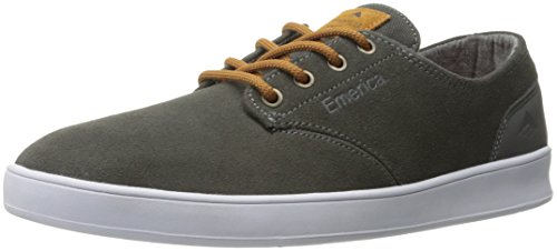 Emerica Unisex - Adulto 6102000082 scarpe sportive Grey/Brown