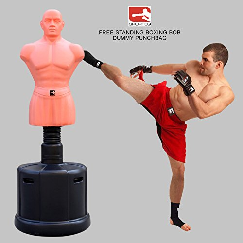 Sporteq Free Standing Punching Dummy Bob Target Punch Bag