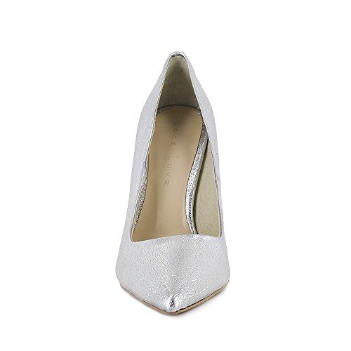 Zapato de salón Loca Lova Plata