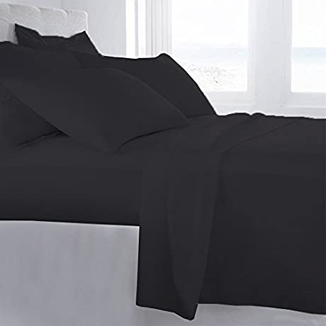 Lussona Collection 1000 Thread Count 300 GSM 100 Egyptian Cotton Quality 5 Piece Comforter Includes 1 PC Comfoter 4 PCs Sheet Set 15 Deep Pocket King ElephantGrey