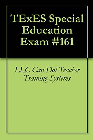 sped texes 161 legislation study Take texes 161 sped texes & ppr  the iep project utilizes a case study of a student with an exceptional learning need and requires the candidate to.