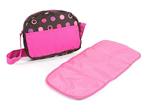 Bayer Chic 200085348Dolls Baby Changing Bag Rosay, used for sale  Delivered anywhere in USA