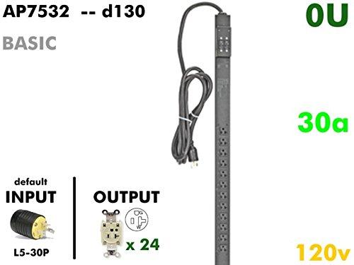 - APC AP7532 APC Basic Rack PDU 24-Port walt