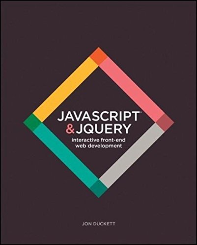 JavaScript & JQuery (Spanisch) Taschenbuch – 2014 Wiley John + Sons / Wiley & Sons Inc B01NGZNT8O