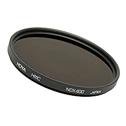 Hoya 52mm Neutral Density Nd-400 X, 9 Stop Multi-coated Glass Filter