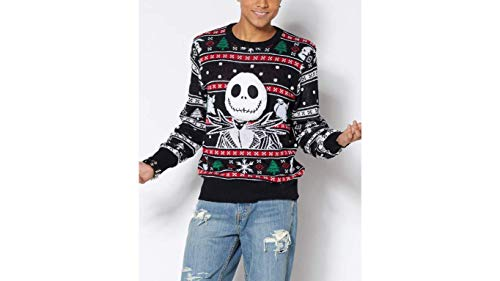 Jack Skellington Ugly Christmas Sweater