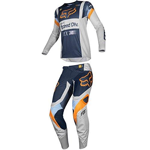 - Fox Racing 2019 360 MURC Jersey and Pants Combo Offroad Gear Set Adult Mens Light Gray XL Jersey/Pants 36W