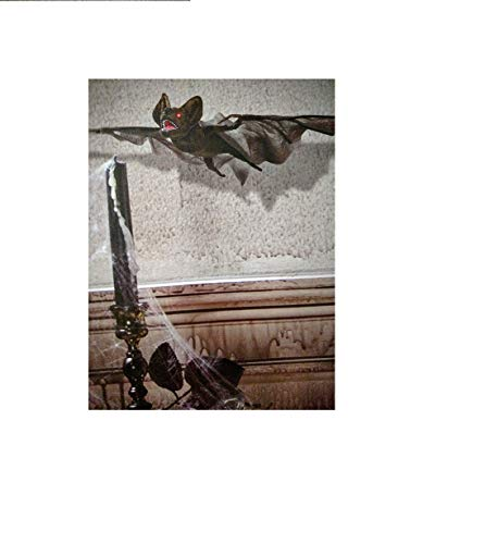 GMY Animated Vampire Bat Halloween Decor