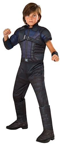 Deluxe Hawkeye Costume - Small]()