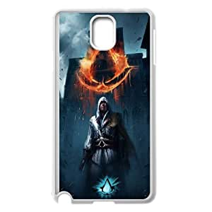 Assassin's Creed Productive Back Phone Case For Samsung Galaxy NOTE4 Case Cover -Pattern-17