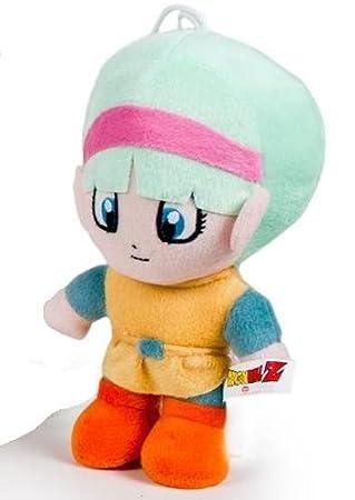 Juguete de peluche 30cm oficial personaje de Dragon Ball Z - BULMA (K45)