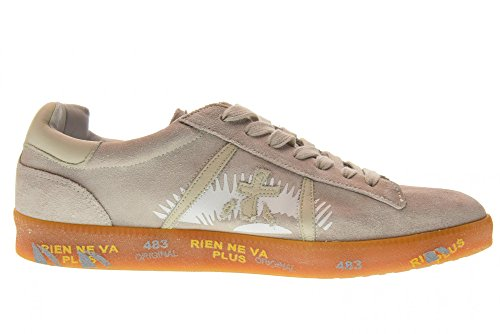 3093 Sable Sneakers Bas PREMIATA Chaussures Homme Andy gXpfaq