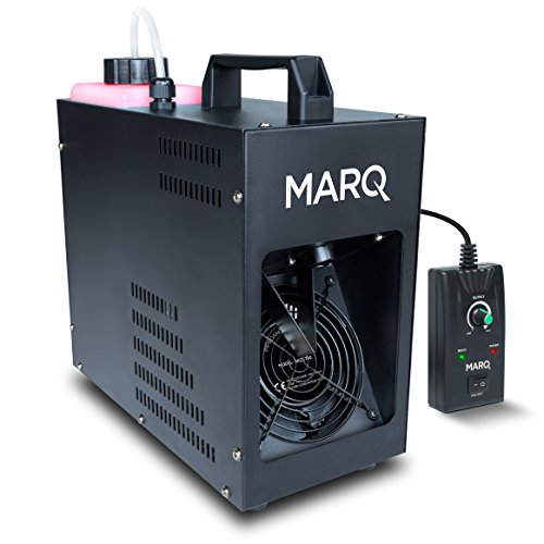 MARQ Haze 700 | Water-Based Fog Machine with Wired Remote Control (700-watts) by MARQ