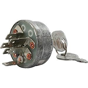 DB Electrical SSW2837 New Key Switch For Jacobsen Lf3810 St5111 Turfcat 72 Greensking Toro Groundsmaster 131095 430-954 27-2360
