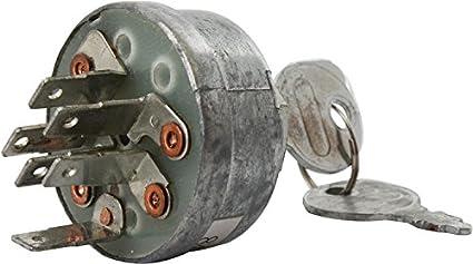 DB Electrical SSW2837 New Key Switch For Jacobsen Lf3810 St5111 Turfcat on