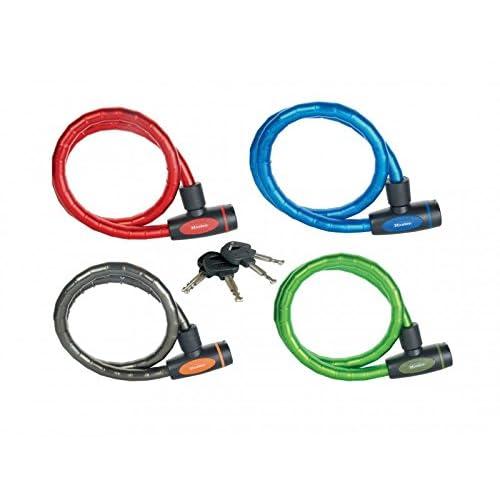 Masterlock Câble antivol à clé Longueur 1 m