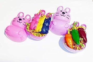 Crayon Easter Bunny Basket Stuffers Easter Basket Crayon Egg Basket Stuffers Easter Crayons