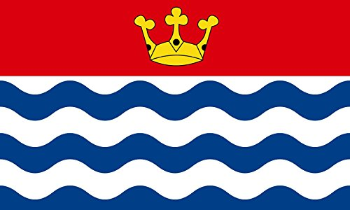 magFlags Large Flag Greater London | landscape flag | 1.35m² | 14.5sqft | 90x150cm | 3x5ft - 100% Made in Germany - long lasting outdoor flag