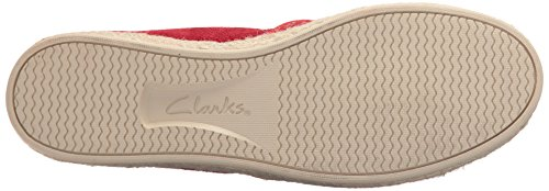 Red Women's Loafer Suede Red Revere 6 Clarks US Suede M Azella zwqHZ7