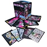 Monster High Stickers / autocollants a collectionner.