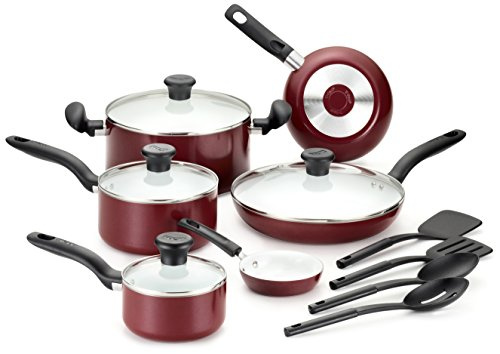 T-fal-C914SE-Initiatives-Ceramic-Nonstick-PTFE-PFOA-Cadmium-Free-Dishwasher-Safe-Oven-Safe-Cookware-Set-14-Piece-Red