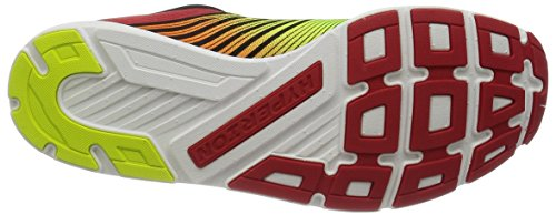 Brooks Hyperion, Zapatos para Correr para Hombre Multicolor (High Risk Red/nightlife/orange Peel)