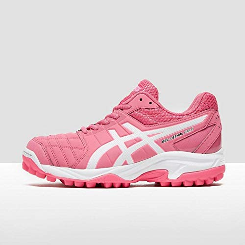 Hockey Asics Gs Zapatillas lethal 2 Field Junior Aw16 White Gel Pink YHwrPY