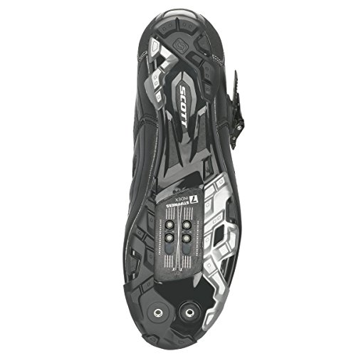 Scott MTB Pro Scarpe, Unisex adulto, Unisex adulto, Mtb Pro, nero, 42 EU Nero