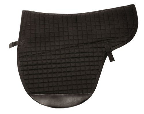 Kerbl 32440 Freedom Saddle Pad - Black by Kerbl by Kerbl