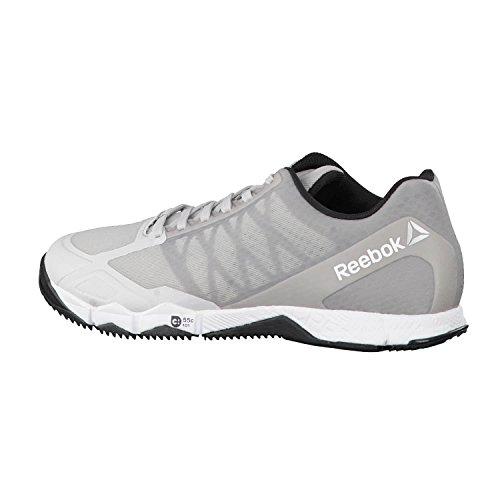 Silver Bd5501 White De Gris steel Para Zapatillas Reebok Deporte Mujer Black vxwHdcqT