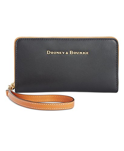 Dooney & Bourke, Borsetta da polso donna nero Black