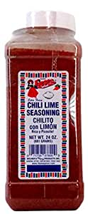 Bolner's Fiesta Extra Fancy Chili Lime Seasoning, 24 Oz.