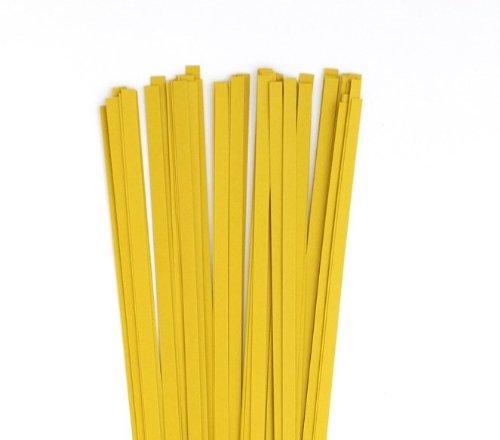 80 Streifen 5x450mm 115 g//m2 Karen Marie Klip: Quilling Papierstreifen Avocado