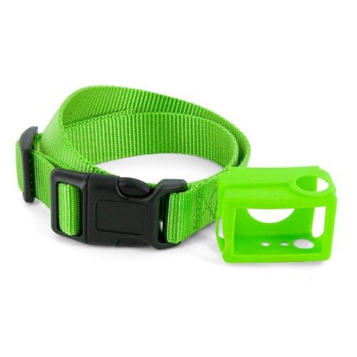 PetSafe Big Dog Spray Bark Control Collar Skin Green (Set of 3)
