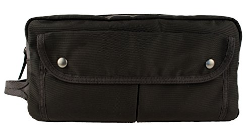Mens Polo Ralph Lauren Military Nylon Toiletry Dopp Kit Bag - Lauren Luggage Ralph Polo
