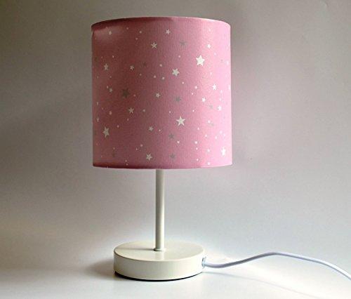 Lampe De Chevet Rose Poudree Danubewings
