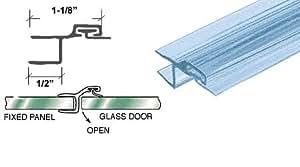 Crl Polycarbonate Strike And Door Quot H Quot Jamb With Vinyl