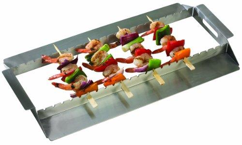 GrillPro 92339 Stainless Steel Kebab